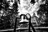 Old Main Bell - B&W High Filter